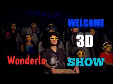 3D Show @Wonderla Bangalore