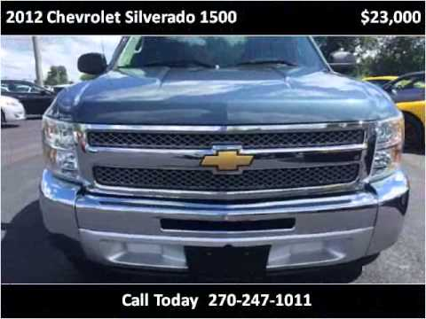 2012 Chevrolet Silverado 1500 Used Cars Mayfield KY - YouTube