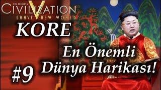 En Önemli Dünya Harikası! |Civilization 5| Kore | Bölüm 9