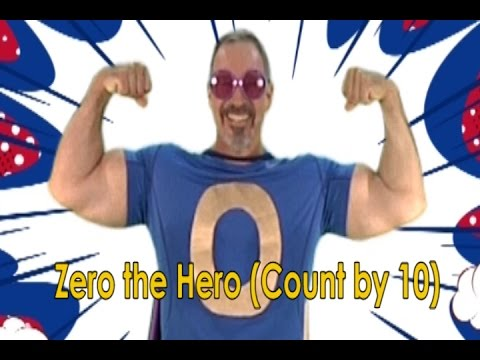 Count to 100 by 10 | Skip Counting by 10 | Jack Hartmann Download the Counting Videos: http://havefunteaching/videos/counting-videos/ Download