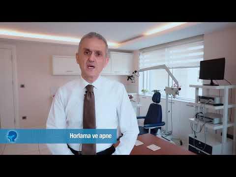 Horlama ve apne | Prof. Dr. Erol EGELİ