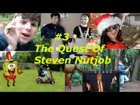 The Quest Of Steven Nutjob (3)
