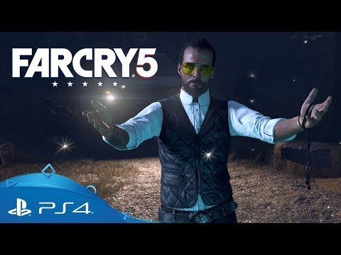 Far Cry 5 | Story Trailer | PS4