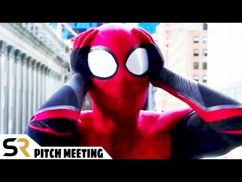 Spider-Man Leaves the MCU Pitch Meeting | Screen Rant