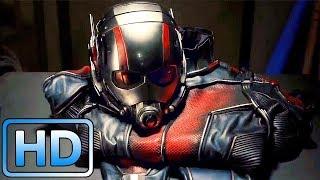 Скотт крадет Костюм Человека-Муравья / Человек-муравей (2015)