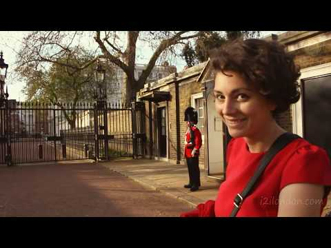Buckingham Palace tour and London tour guide