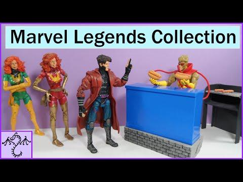Zubbie's Marvel Legends Action Figure Collection