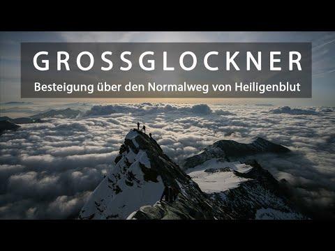 Grossglockner Besteigung mit Bergführer über den Normalweg von Heiligenblut