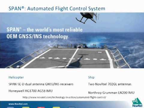 Unmanned Aircraft Navigation