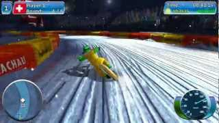 Winter Sports 2012™ gameplay HD