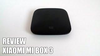 Review Xiaomi Mi Box 3 con Android 8.0 Oreo TV box