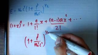 Matter Waves 1 : De Broglie Dispersion Relation ( ω Vs k )
