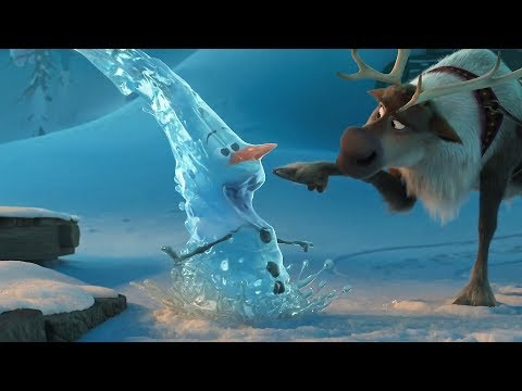 Olaf's Frozen Adventure - Best Scenes