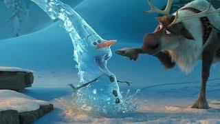 Olaf's Frozen Adventure - Best Scenes