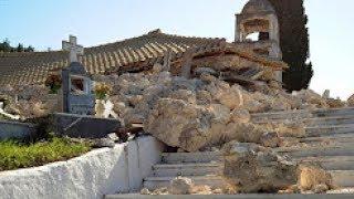 Deadly 6.6 EARTHQUAKE strikes MEDITERRANEAN, GREECE, TURKEY 6.12.17