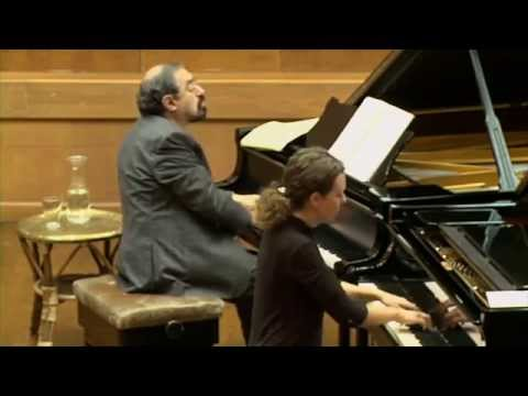 Masterclass with Boris Berman (Evgenia Antonov, piano)