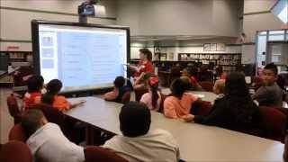 Victoria Walker Elementary - Promethean Boards