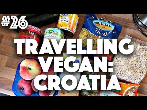 VEGAN GROCERY HAUL (Croatia) | #26 (30 Videos in 30 Days) ♥ Cheap Lazy Vegan