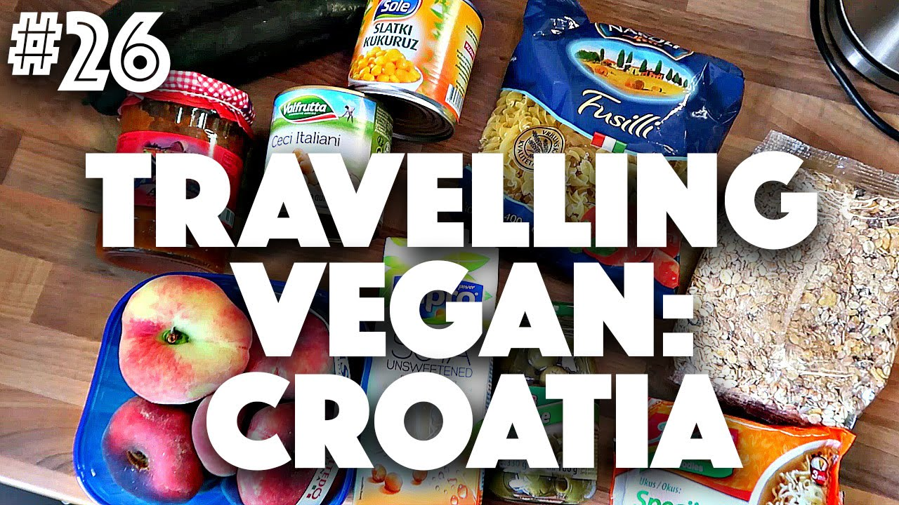VEGAN GROCERY HAUL (Croatia) | #26 (30 Videos in 30 Days) ♥ Cheap Lazy Vegan