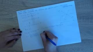 Часть 11 Уравнение прямой проходящей через точку пересечения двух заданных прямых и заданную точку