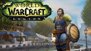 WORLD OF WARCRAFT LEGION #4: Humano - Paladin   En busca del rico Farmeito