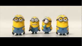 Despicable Me 2 Trailer Official 2012 [HD] - Miranda Cosgrove, Steve Carell
