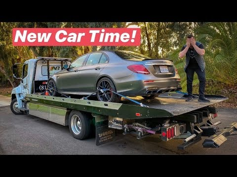 SAYING GOODBYE TO MY MERCEDES E63S *Emotional*