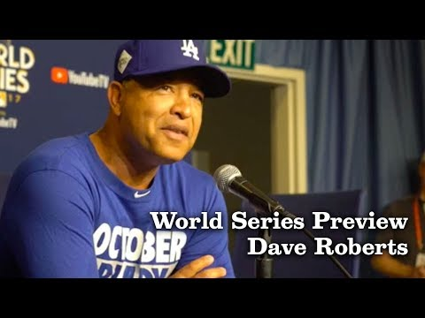 Dave Roberts on the Houston Astros | Los Angeles Times