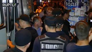 Украинские националисты попытались сорвать концерт в Одессе