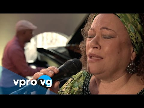 Jacqueline Fortes - Mourna Cabo Verde/ Seis one na Taraffal (live @TivoliVredenburg Utrecht