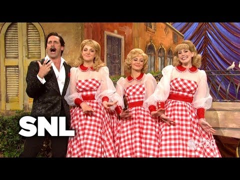 Cold Opening: Lawrence Welk Italian-style - Saturday Night Live