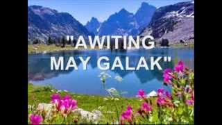 Awiting May Galak by Faithmusic Manila