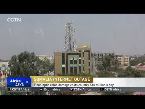 Fibre-optic cable damage costs Somalia $10 million a day