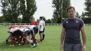 Whistle-Stop: Refereeing the Scrum