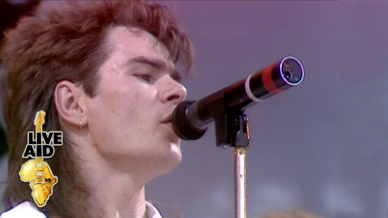 pecho calculadora Sedante  Nik Kershaw - Wouldn't It Be Good (Live Aid 1985) - YouTube