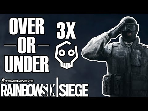 Betting On The Noobs - Rainbow Six Siege