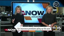 AAA: Car insurance premiums are going up