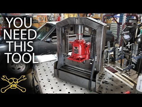 You Need This Tool - Episode 103 | WeldTables Fab Brake Kit