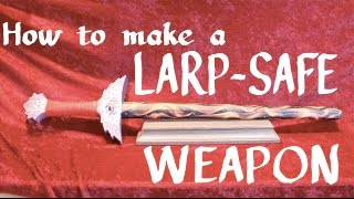 Video How To Make A Larp Sword- IFGS Method   LH EP 012 download MP3, 3GP, MP4, WEBM, AVI, FLV Agustus 2018
