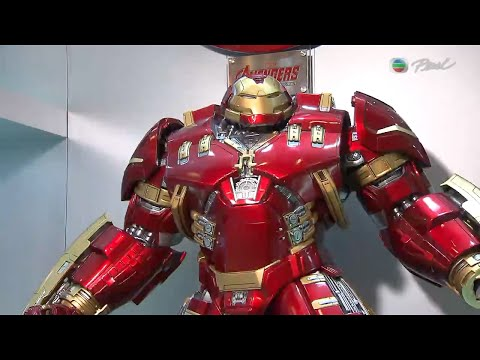 King Arts, Hot Toys & Action Figures 可動介紹 [Harrison Oh Channel]