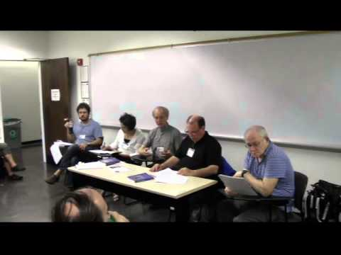 Book Panel about 'Future of World Capitalism' series, Left Forum 2013. 1 of 6: Introduction