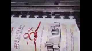 Самая быстрая интерьерная печать на лучшем китайском плоттере!(Печать реального коммерческого заказа с отличным качеством в 4 прохода, двумя головками Epson DX-5. На китайской..., 2014-03-02T10:26:23.000Z)