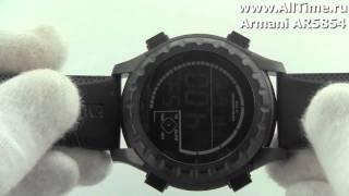 мужские наручные fashion часы armani ar5854