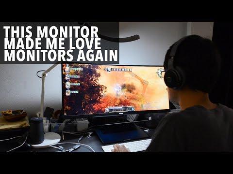 This Monitor Made Me Love Monitors Again
