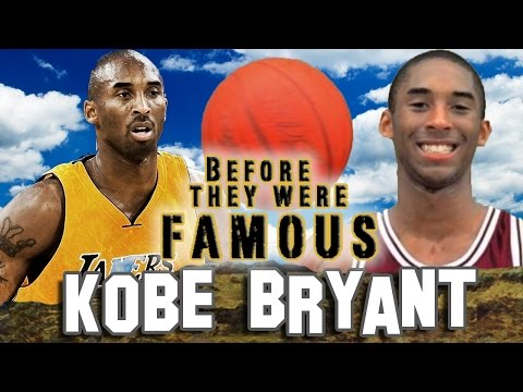 KOBE BRYANT - Before They Were Famous
