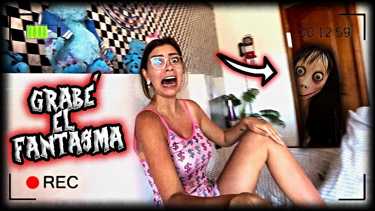 ¡FANTASMAS CAPTADOS EN MIS VIDEOS! TODO QUEDÓ GRABADO - Lulu99