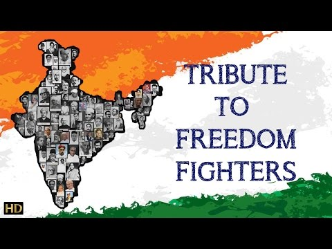 Tribute to Freedom Fighters | Indian National Anthem | Shemaroo Kids | HD Version