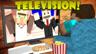 If TV was Added to Minecraft thumbnail