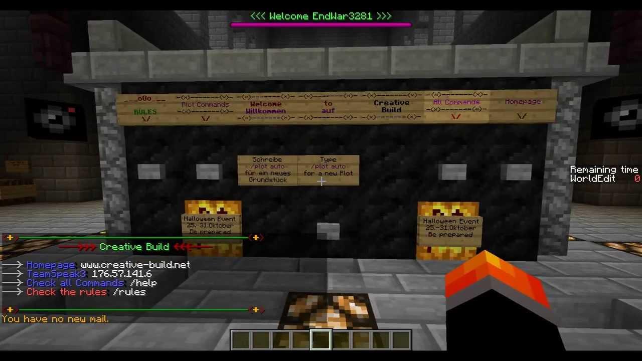 мониторинг серверов майнкрафт 1.8 creative #9