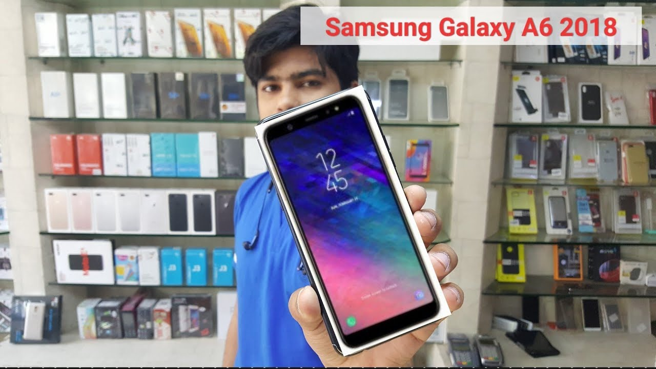 Samsung Galaxy A6 Plus In Pakistan Hands On Samsung A6 Pakistan